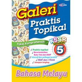Tahun 5 Galeri Praktis Topikal Bahasa Melayu