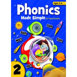 PHONICS MADE SIMPLE FOR PRESCHOOLERS BOOK 2