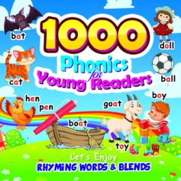 1000 PHONICS FOR YOUNG READERS