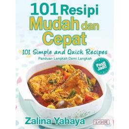 101 RESIPI MUDAH DAN CEPAT