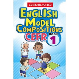English Model Compositions CEFR Book 1