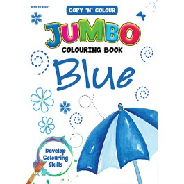 COPY 'N' COLOUR JUMBO COL BK-BLUE