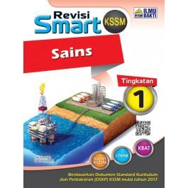 Tingkatan 1 Revisi Smart KSSM Sains