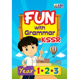 Tahun 1,2 & 3 Fun with Grammar KSSR