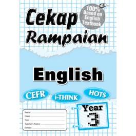 Tahun 3 Cekap Rampaian English (CEFR)
