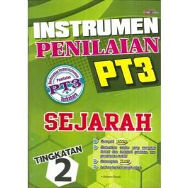 TINGKATAN 2 INSTRUMEN PENILAIAN PT3 SEJARAH