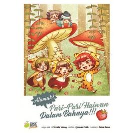 MAGIC BEAN JUNIOR 07: ALAMAK! PARI-PARI HAIWAN DALAM BAHAYA!!!