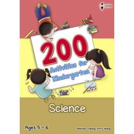 200 Activities for Kindergarten Science