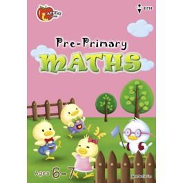Apple Pre-Primary Maths (English)