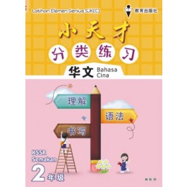 二年级小天才 分类练习华文