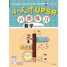 五年级小天才 UPSR 分类练习数学