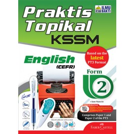 TINGKATAN 2 PRAKTIS TOPIKAL KSSM ENGLISH