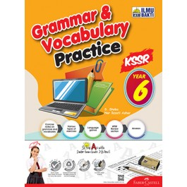 Tahun 6 Grammar & Vocabulary Practice