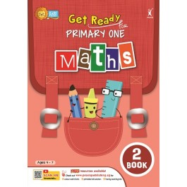KIDS'PLANET:GET READY PRI ONE MAT 2