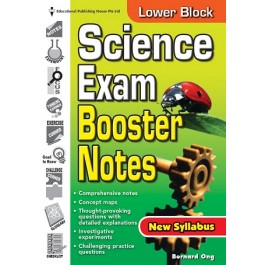 Low Blk Science Exam Booster Notes-3Ed