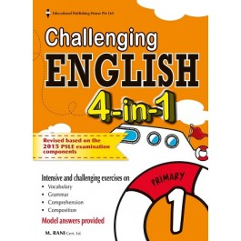 Primary 1 Challenging English 4-In-1