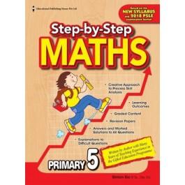 P5 Step-By-Step Maths-5ED