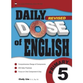 Primary 5 Daily Dose Of English Revised Edition