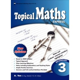 Secondary 3 Maths Topical Revision Express