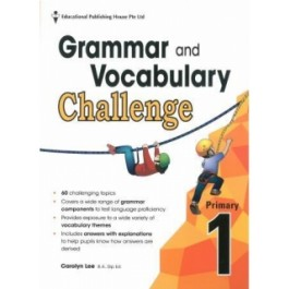 Primary 1 Grammar And Vocabulary Challenge