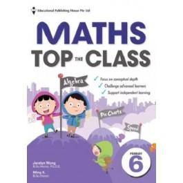 P6 Maths Top The Class QR