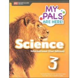 Book 3 My Pals Are Here! Science International  (2nd Edition)