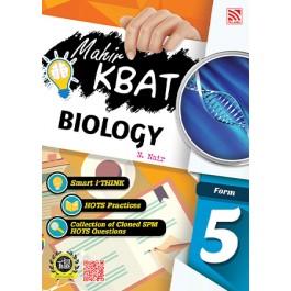 TINGKATAN 5 MAHIR KBAT BIOLOGY