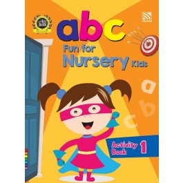 FUN FOR NUR KIDS: ABC ACT BK1