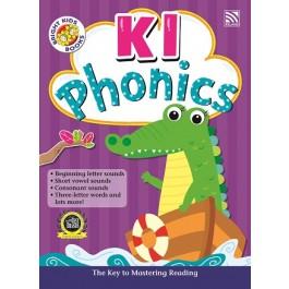 BRIGHT KIDS: K1 PHONICS
