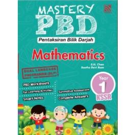 Tahun 1 Mastery PBD Mathematics