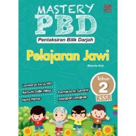 Tahun 2 Mastery PBD Pelajaran Jawi