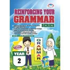 Tahun 2 Reinforcing Your Grammar