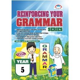 Tahun 5 Reinforcing Your Grammar