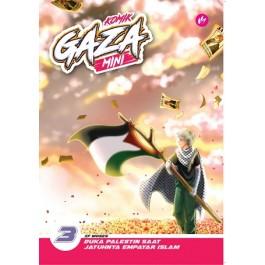 KOMIK GAZA MINI 3: DUKA PALESTIN SAAT JATUHNYA EMPAYAR ISLAM