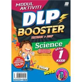Tahun 1 Modul Aktiviti DLP Booster Science (Bilingual)