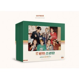 BTS 2021 SEASON'S GREETINGS