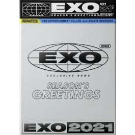 2021 SEASON'S GREETINGS - EXO