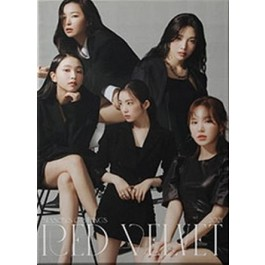 2021 SEASON'S GREETINGS - RED VELVET