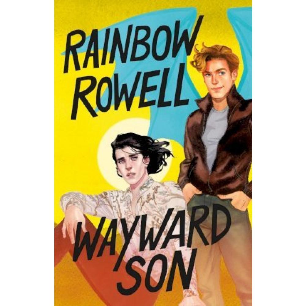 Simon Snow #02: Wayward Son
