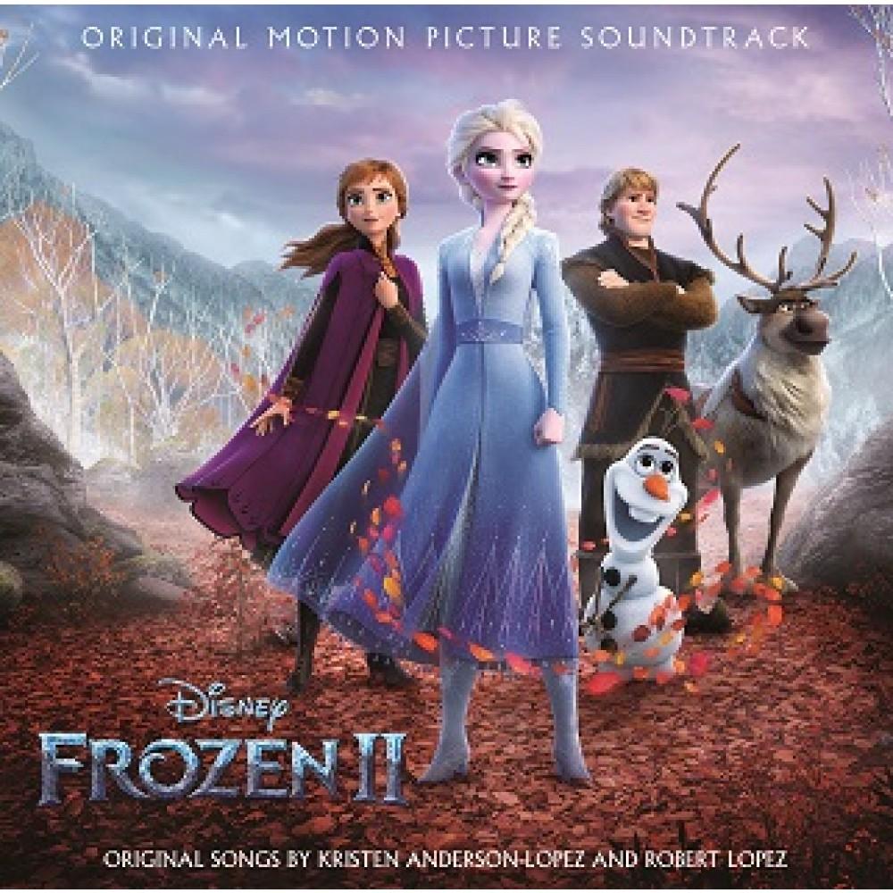 DISNEY'S FROZEN II OST WITH PREMIUM
