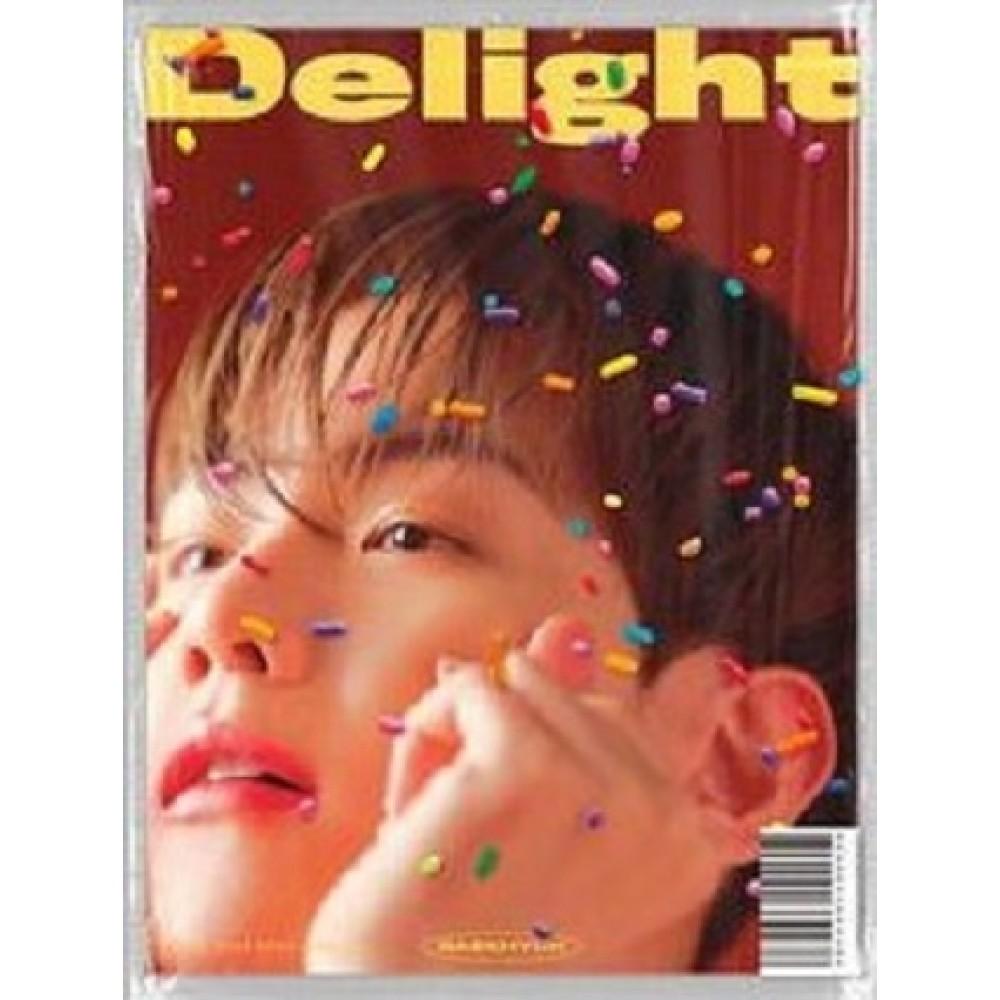 BAEKHYUN - 2ND MINI ALBUM: DELIGHT (HONEY)