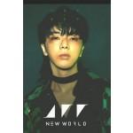华晨宇 - 新世界 NEW WORLD [火星四专] USB (解锁第三批)