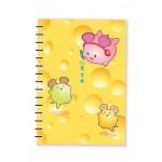 笑笑力量大记事本 Note Book (A5)