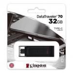 KINGSTON DT70 USB-C FLASH DRIVE 32GB