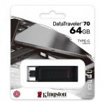 KINGSTON DT70 USB-C FLASH DRIVE 64GB