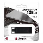 KINGSTON DT70 USB-C FLASH DRIVE 128GB