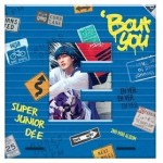 Super Junior - Bout You (2nd Mini Album) - Eunhyuk