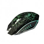 ALCATROZ X-CRAFT CLASSIC ELECTRO GAMING MOUSE