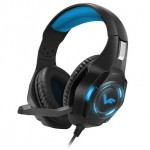 VINNFIER TOROS 3 (2020) LED GAMING HEADPHONE - BLUE