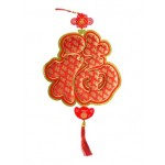 CHINESE NEW YEAR HANGING DECOR- 福(DIE CUT)